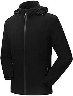BEESCLOVER Men's Spring Thin Outdoor Sports Jackets Waterproof Windproof Coats Male Hiking Trekking Camping Brand Clothing JM077
