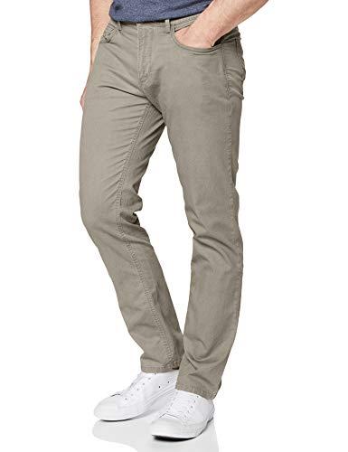 Camel Active Herren Loose Fit Jeans 488325, Beige (Light Beige 12), W32/L34 (Herstellergröße: 32/34)