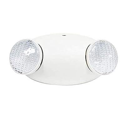 eTopLighting Emergency Exit Light Standard LED Bug Eye Head LED Spot Light, EL5SB