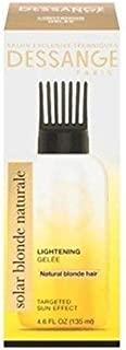 Dessange Solar Blonde Naturale Lightening Gelee Treatment - 4.6 oz. Natural Hair Sun Effect Gel