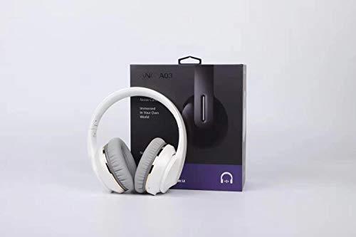 Mazu Homee auriculares de juego, reducción de ruido auriculares Bluetooth, música inalámbrica teléfono móvil juego universal, adecuado para PC y PlayStation