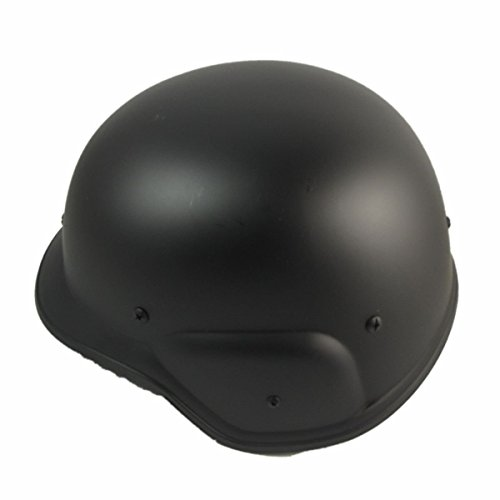 Tactical Airsoft M88 PASGT Swat Military Helm Schwarz