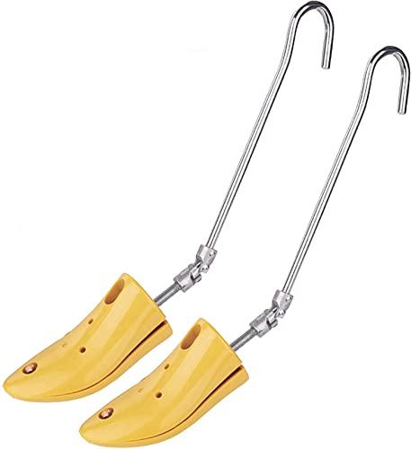 FGDFGDG Ensanchador de Zapatos Ensanchador de Botas para Hombres y Mujeres, Longitud y Ancho Ajustables para pies Anchos, ampliador de Botas de Vaquero, Estilo de Mujer