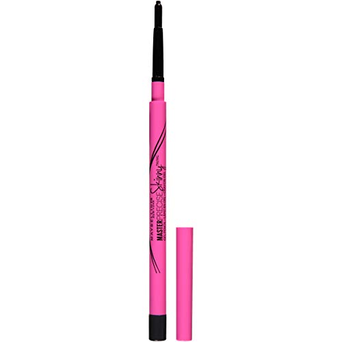 Maybelline Master Precise Skinny Automatic Pencil, Defining Black