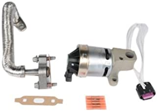 ACDelco 214-2019 GM Original Equipment EGR Valve Kit with EGR Valve,  Pipe,  Connectors,  and Gasket