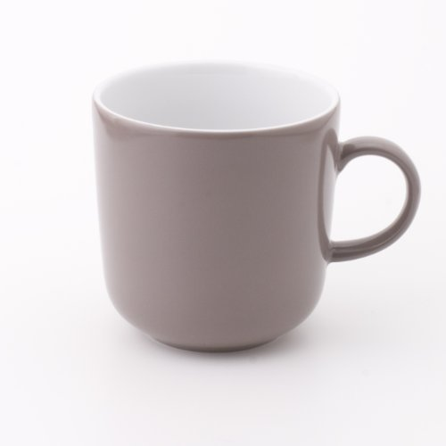 KAHLA Kaffeebecher PRONTO COLORE, 0,30 l taupe (H.Nr. 475300A72648C)