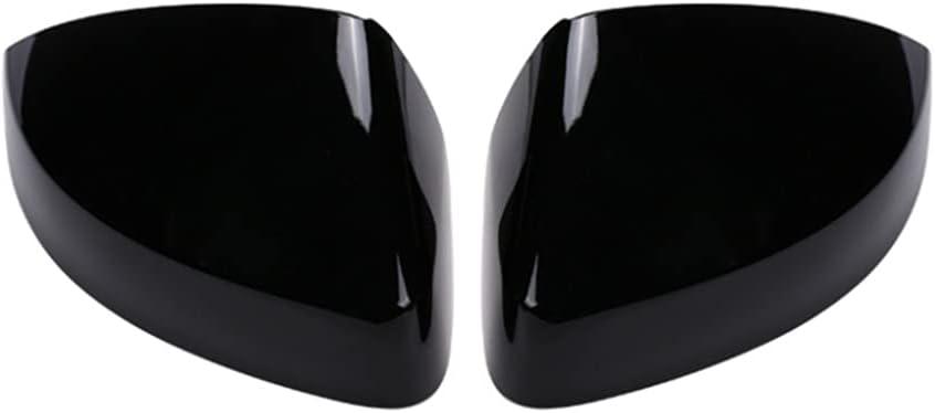 LSHMSN Black Side Mirror Cap for 2015 2017 2014 2016 2018 Manufacturer OFFicial shop OFFer 2013