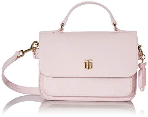 Tommy Hilfiger Damen TH SOFT Tasche, Light Pink, One Size