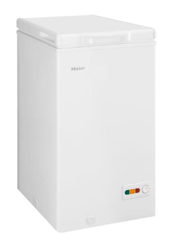 Haier - Congelador horizontal BD103RAA con capacidad de 103 litros