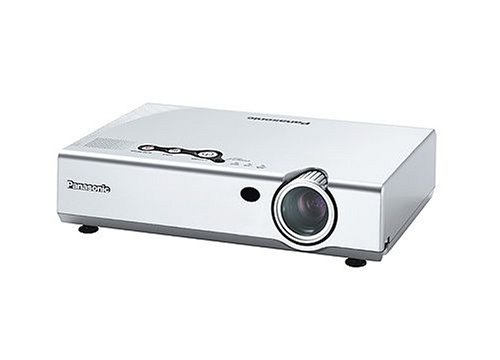 Panasonic PT-LC76E LCD-Projektor Silber