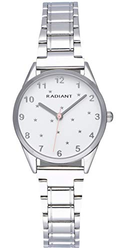 Radiant Mini constelation Reloj para Mujer Analógico de Cuarzo con Brazalete de Acero Inoxidable RA557201