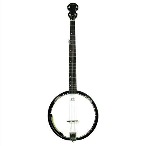 Trinity River Prairie Star Full Size Banjo