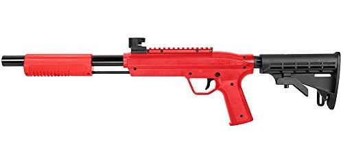 Valken Kinder Kids Markierer Tactical Gotcha Gun/Shotgun Cal. 50 (0.5 J) -red Paintball, rot, M