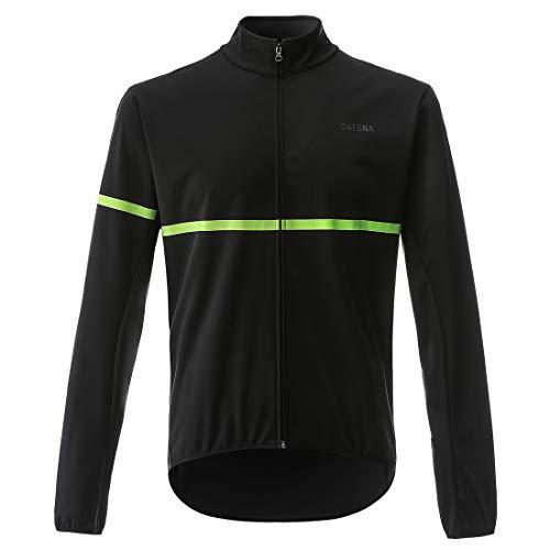 CATENA Giacca da Uomo Ciclismo con Impermeabile e con Traspirante Tessuti Adatto per il ciclismo sport