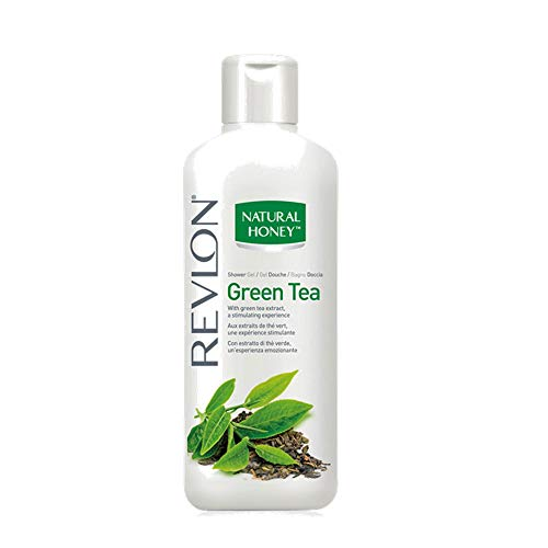 Duschgel Natürliche Honig Grüner Tee 650ml Revlon