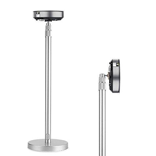 Zice aluminio Proyector Soporte suelo 67–120cm