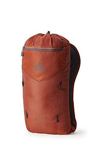 Gregory Mountain Products Nano 14 Everyday Outdoor Backpack, Spark Orange,One Size
