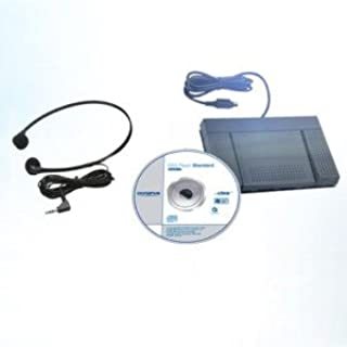 Olympus AS-2400 Transcription Kit - AS2400 with Foot Control and Headset