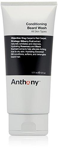 Anthony Conditioning Beard Wash, 6 Fl Oz