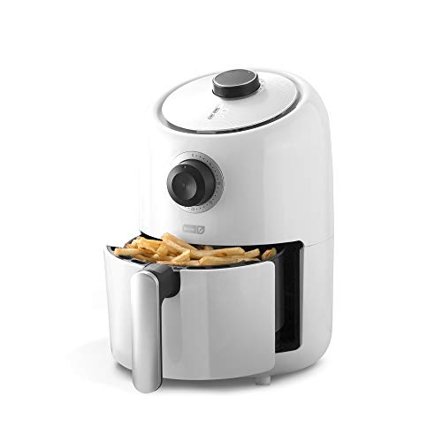 Dash DCAF150GBWH02 Compact Air Fryer Oven Cooker with Temperature...