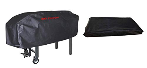 """BBQ Coverpro 36 Inch Grill and Griddle Cover (Fits 36"""" Blackstone Grill Griddle)"""