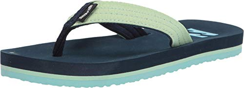 Billabong Boy's Stoked Sandal (Toddler/Little Kid) Dark Indigo 9-10 Toddler