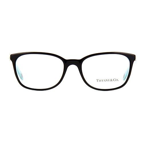 Tiffany & Co. TF2109HB - 8193 Eyeglass Frame BLACK/STRIPED BLUE 53mm