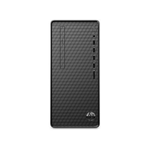 HP M01‐F1007nf 1T0C3EA - Ordenador de sobremesa (Intel Core i3-10100, 4 GB RAM, 1 TB SATA, Intel UHD 630, Win 10)