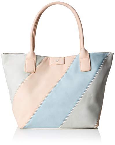 TOM TAILOR Shopper Damen, Miri Candy, 43x28x17.5 cm, Schultertasche, Tom Tailor Handtaschen Damen
