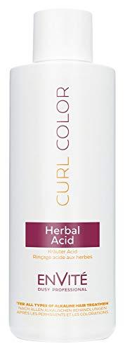 Dusy Envite Kräuter Acid 1L Intensive Haarkur Pflegekur für dauergewelltes/coloriertes Haar (1 Stück)