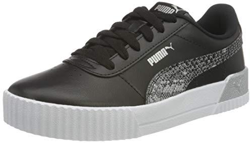 PUMA Damen 375959-02_40 Sneakers, Black, EU