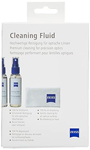 ZEISS Reinigungsspray – Reinigungsspray für Objektive, Filter, Brillengläser, Ferngläser & LCD-Bildschirms