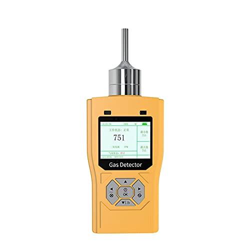 Rilevatore Portatile Di Gas Fotoionizzato Di Ozono O3, Rilevamento Di Gas Di Aspirazione Della Pompa, Rilevatore Di Aria, Sensore Di Rilevamento Di O3 A Basso Consumo Energetico