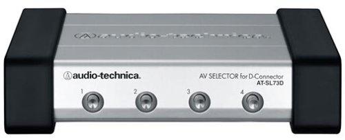 audio-technica AT-SL73D D端子セレクター