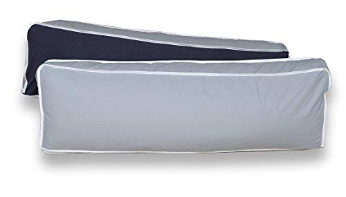 Ticaa Rückenkissen-Set für Kinderzimmer 2-teilig