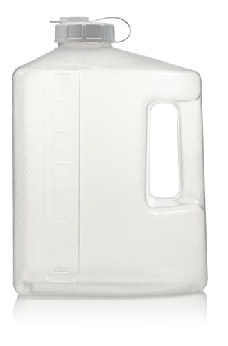 Arrow Home Products 1 Gallon Refrigerator Bottle, Clear