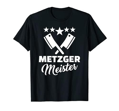 Maestro de carnicero. Camiseta