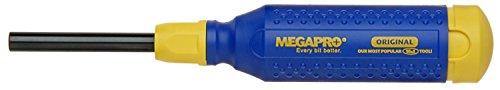 Megapro 151NAS-CS 15-In-1 Original NAS Driver, Blue/Yellow
