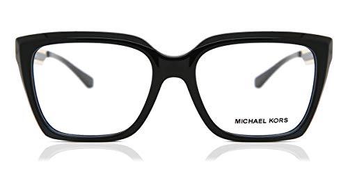 Michael Kors 0MK4068 Occhiali, Black, 53 Donna