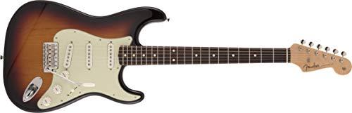 Fender エレキギター Made in Japan Heritage 60s Stratocaster®, Rosewood Fingerboard, 3-Color Sunburst