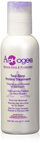 Aphogee Two-step Treatment Protein for Damaged Hair 16 oz.