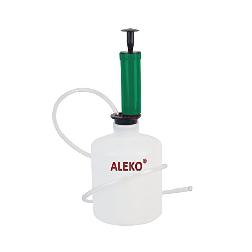 ALEKO OEXP02 1.6 Liter Oil and Fluid Extractor Pump For Automotive Fluids