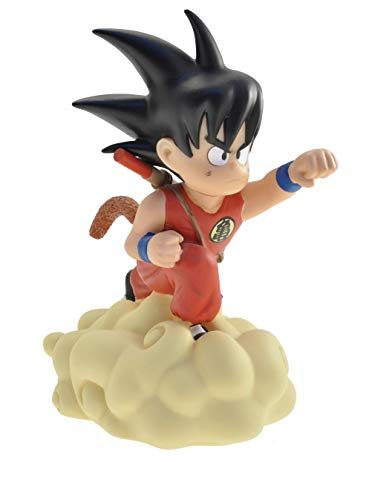Plastoy - Hucha Dragon Ball Z (80022) Dragon Ball Hucha Son Goku, Multicolor