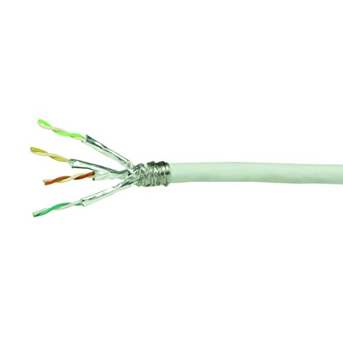 LogiLink Professional CPV0043 - Cable de red (cat. 6, S/FTP, color blanco)