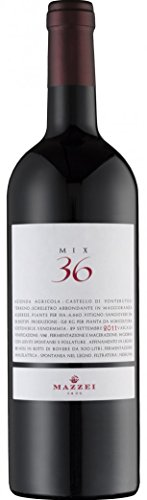 Photo of CASTELLO DI FONTERUTOLI, Mix 36 IGT Toscana (Case of 6 x 750ml), Italy/Tuscany/Chianti, RED WINE