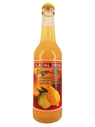 BERGOBITTER: Erfrischungsgetränk mit Zitronatzitrone und Bergamotten-Geschmack 4 X 330 ml (1320 ml)…