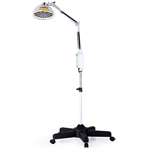 Buy Bargain YLTTZ Infrared Floor Stand Heat Lamp TDP for Thermotherapy Relief Muscle Pain Improve Bl...