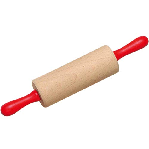 Nudelrolle Teigrolle aus Holz 24cm Kinderküche Glückskäfer 30512