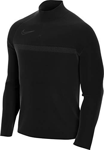 Nike, T-Shirt Uomo, Nero/Bianco, L