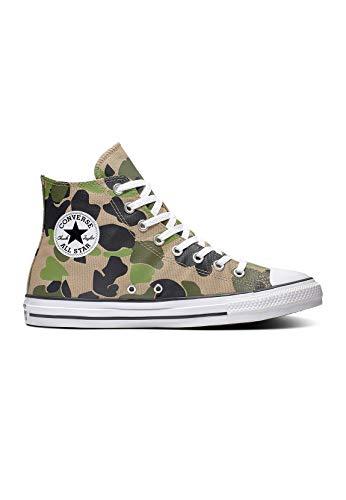 Converse Chucks CTAS HI 166714C Camouflage, Schuhgröße:37